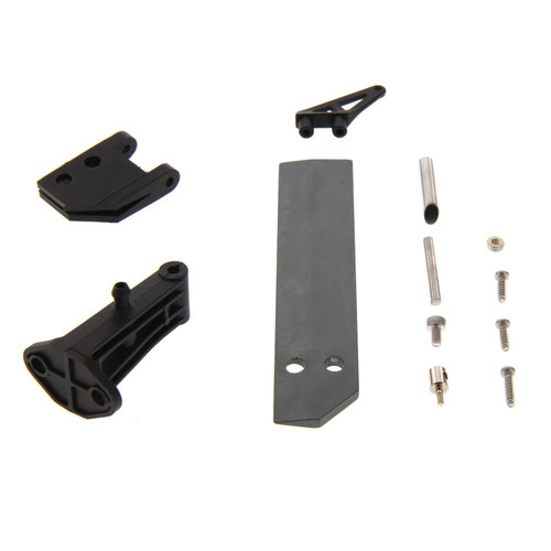 Atomik R/C 18115 Atomik RC Rudder and Support Set for Barbwire XL/XL2