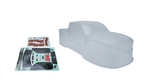 CEN Racing GS161 Colossus XT Body (Clear) Colossus XT