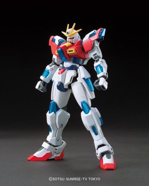 Bandai 5055437 Try Burning Gundam HGBF 1/144 Model Kit