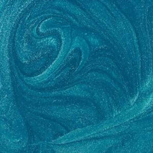 Mission Models MMP-161 Acrylic Model Paint 1oz Bottle Iridescent Turquoise