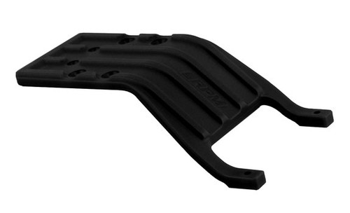 RPM R/C Products 81242 SLASH REAR SKID PLATE BLACK