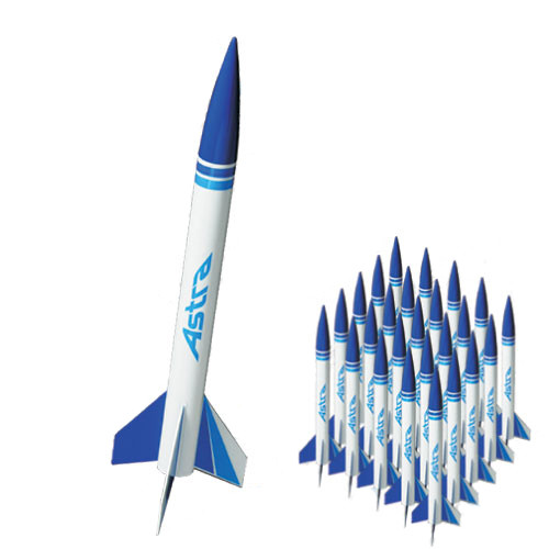 Quest Rockets 5584 Astra Value Pack (25 rockets)