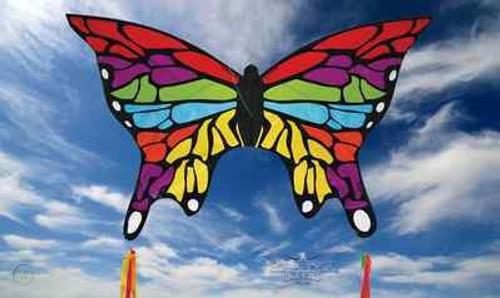 Skydog Kites 10041 Rainbow Butterfly