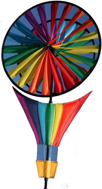 Skydog Kites 40617 Hot Air Balloon Pinwheel