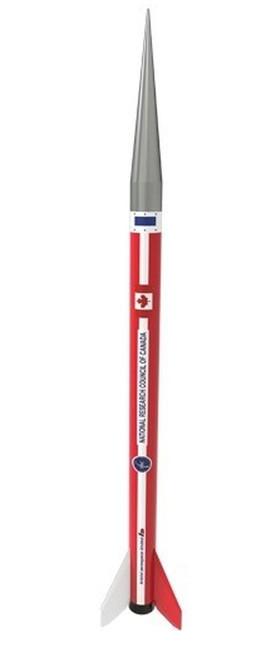 Estes Rockets 1293 Black Brant III Rocket Kit, Skill Level 2