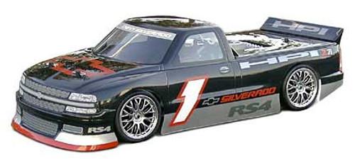 HPI Racing 7401 Chevy Silverado Body (200mm)