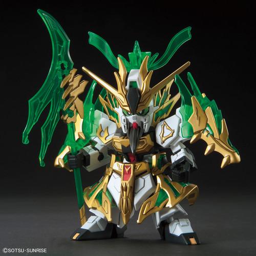 """Guan Yu Yun Change Nu Gundam """"SD Sangoku Soketsuden"""","""