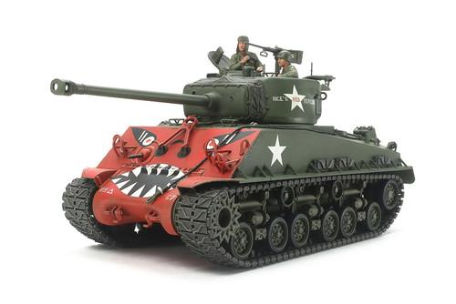 Tamiya 35359 1/35 US Medium Tank M4A3E8 Sherman