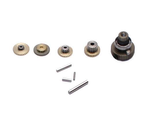 Savox SGSC1251MG SERVO GEAR SET WITH BEARINGS