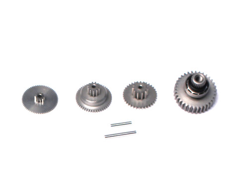 Savox SGSV1271SG GEAR SET WITH BEARINGS