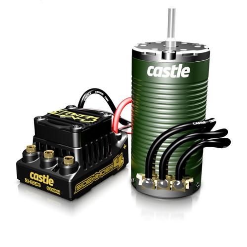 Castle Creations 010-0164-07 Sidewinder 4 Waterproof Sensor