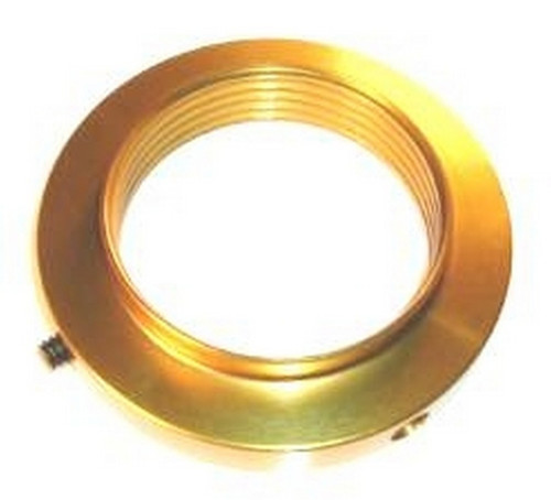 A-1 Products 12460 Coil Nut  Alum.