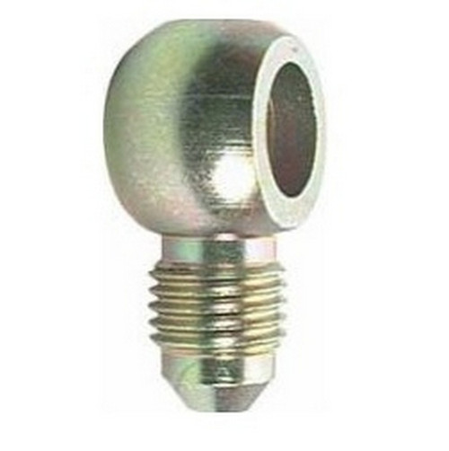 A-1 Products 77604 #4 to 7/16 Banjo Adapter Steel