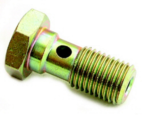 A-1 Products 77503 Steel 3/8in-24 Banjo Bolt .709in Long