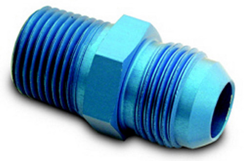 A-1 Products 81607 Adapter Straight #8 Flare 1/4in NPT