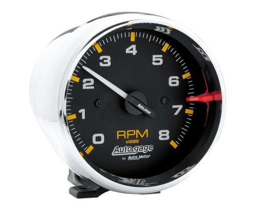 Autometer 2301 Chrome 8 000 Rpm Tach