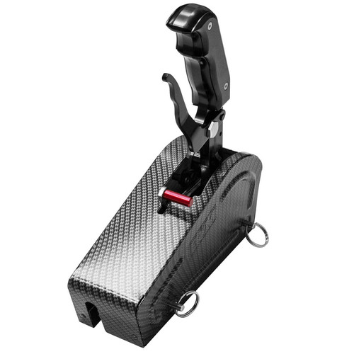 B And M Automotive 81059 Stealth Magnum Grip Pro Stick Shifter C/F