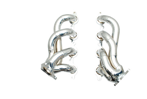 Gibson Exhaust GP137 14-   GM P/U 5.3/6.2L Headers Chrome