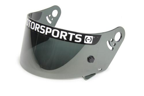 Hjc Motorsports 28BC Black Chrome Shield AR10 III / HX-10 III