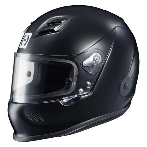 Hjc Motorsports 2BL15 Helmet AR10 III Flat Black Large
