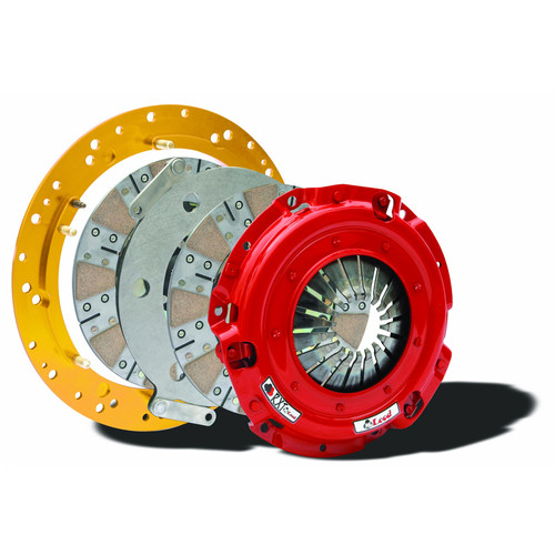 Mcleod 6923-03 RXT Twin Clutch Kit SBF 302 1-1/16 x 10-Spline