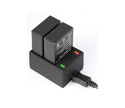 Neo Camera AC2014 Dual Battery Charger For 4K Battery