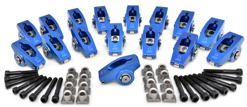 Proform 66878 SBF Roller Rocker Arms 1.7 Ratio 5/16in Ped Mnt