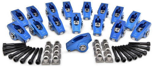 Proform 66879 SBF Roller Rocker Arms 1.6 Ratio 5/16in Ped Mnt