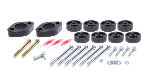 Performance Accessories PA993 12-   Jeep Wrangler JK/JKU 1in Body Lift Kit