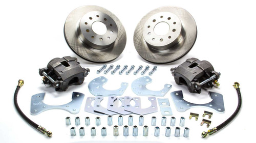 Right Stuff Detailing ZDCRDM2 9IN Ford Rear Disc Brake Conversion No E-Brake