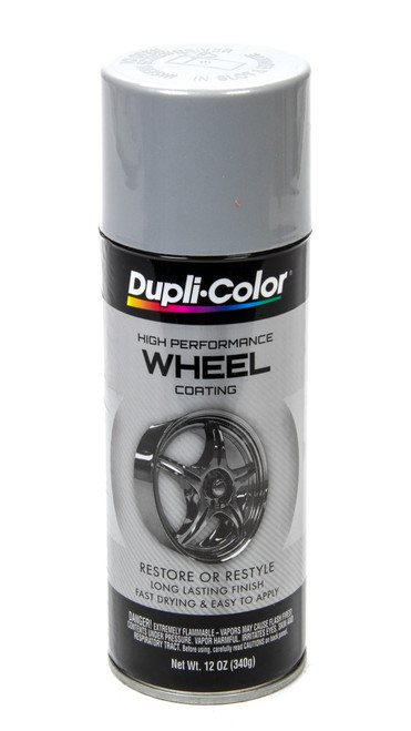 Dupli-Color/Krylon HWP101 High Performance Silver Wheel Coating