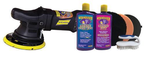 Wizard Products DAPKIT01 Wizard 21 Big Throw Polisher w/SSR Kit