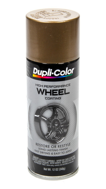 Dupli-Color/Krylon HWP105 High Performance Bronze Wheel Coating