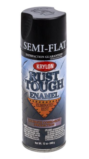 Dupli-Color/Krylon RTA9203 Krylon Paint Rust Tough Enamal Semi-Flat Black