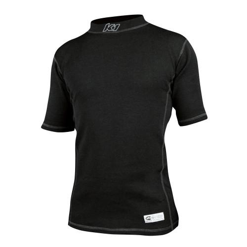 K1 Racegear 26-PSS-N-4XS Undershirt Precision Black 4X-Small