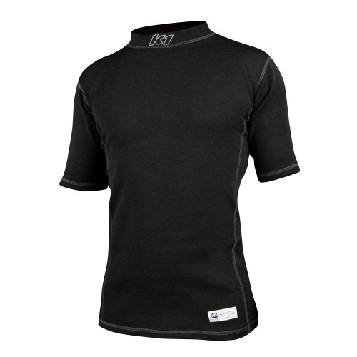 K1 Racegear 26-PSS-N-XL Undershirt Precision Black X-Large