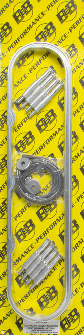 B And B Performance Products 63905 Valve Cover Spacers SBC LS1 .500in (Pair)