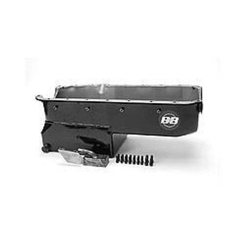 B And B Performance Products 91487 BBC D/R Oil Pan - Chevelle/Camaro