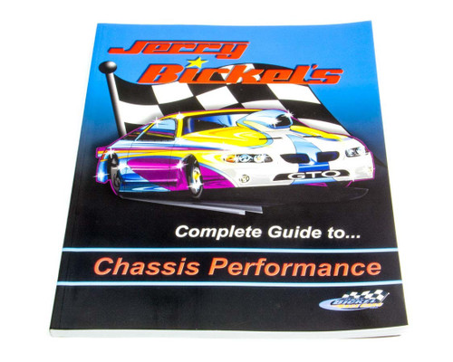 Chassis Engineering 7501 Jerry Bickel's Chassis Book