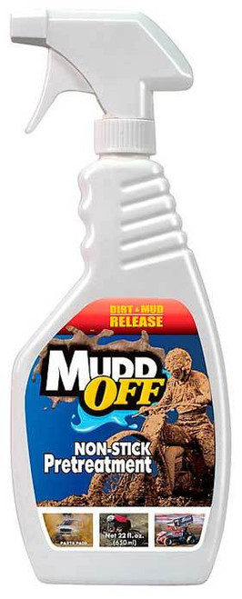 Energy Release P600 Mudd Off 22oz Pre-Mixed Spray Bottle