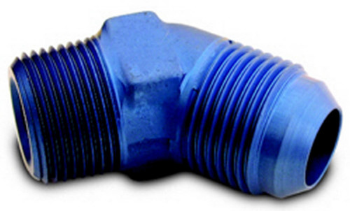 A-1 Products 82309 Adapter 45 #8 Flare 1/2in NPT