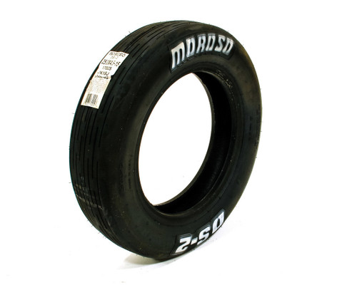 Moroso 17025 25.0/4.5-15 DS-2 Front Drag Tire