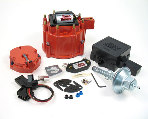 Pertronix Ignition D8001 HEI Tune-Up Kit - w/Red Cap