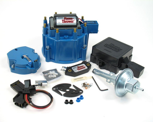 Pertronix Ignition D8012 HEI Tune-Up Kit - w/Blue Cap