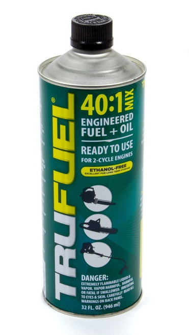 Royal Purple 6525538 Trufuel 40:1 Pre-Mix 32oz Can