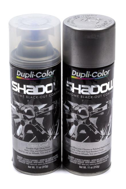 Dupli-Color/Krylon SHD1000 Shadow Chrome Black Out Coating