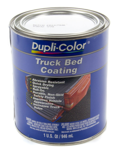 Dupli-Color/Krylon TRQ254 Truck Bed Coating Quart