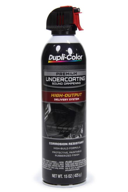 Dupli-Color/Krylon UC104 Premium Undercoating 15oz. Aerosal