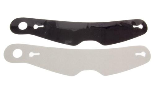 Ultra Shield S18 Smoked Tearoffs 5pk 01218 Style