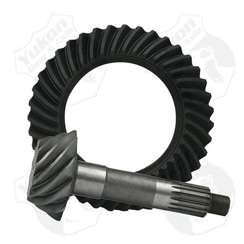 Yukon Gear And Axle YGGM55P-411T 4.11 Ring & Pinion Gear Set GM 8.4  55-64
